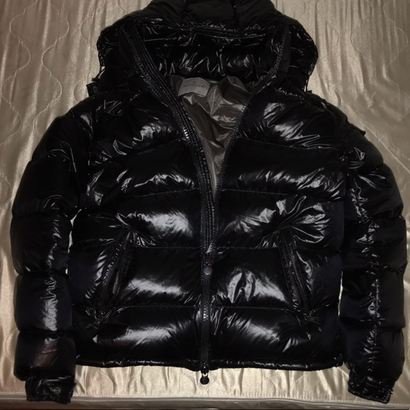 Moncler maya down winter puffer jacket size 2 e2186b61f